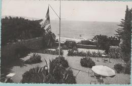 CPSM:  FONTBRUN-CARQUEIRANNE (Dpt.83):  L'Auberge De L'Escapade En 1949.  (photo Véritable)  (E797) - Carqueiranne
