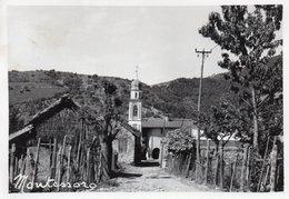 GENOVA-MONTESSORO-VIAGGIATA 1962-REAL PHOTO - Genova
