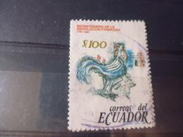 EQUATEUR YVERT N°1188 - Ecuador