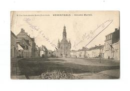HERENTHALS.  -  Groote Markt  (1906). - Herentals