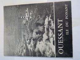 Livre Breton -  OUESSANT ILE DU PONANT - Bretagne