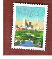 CANADA - SG 1557  - 1993  TORONTO BICENTENARY -  USED - 1952-.... Regno Di Elizabeth II