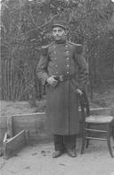 CARTE PHOTO - POILU DU 157° REGIMENT D' INFANTERIE - GAP (05 - HAUTES ALPES) - Guerre 1914-18