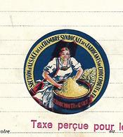 Facture 1/2 Format 1937 / DUTTLENHEIM / Fabrique De Choucroute - Food