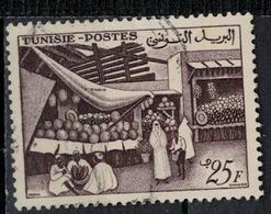 TUNISIE      N°  YVERT      432 OBLITERE       ( O 04/02 ) - Tunisia