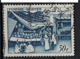 TUNISIE      N°  YVERT      433     OBLITERE       ( O 04/02 ) - Tunisia