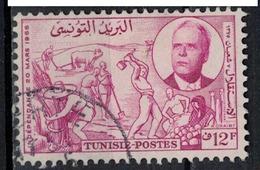 TUNISIE      N°  YVERT      435    OBLITERE       ( O 04/02 ) - Tunisia