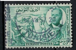 TUNISIE      N°  YVERT      437    OBLITERE       ( O 04/02 ) - Tunisia