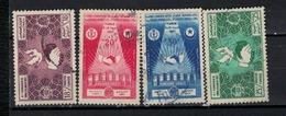 TUNISIE      N°  YVERT      440/443    OBLITERE       ( O 04/02 ) - Tunisia