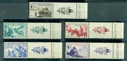 Deutsche Besatzung Französische Legion, Nr. VI-X Postfrisch ** - Besetzungen 1938-45
