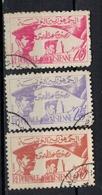 TUNISIE      N°  YVERT      444/446    OBLITERE       ( O 04/02 ) - Tunisia