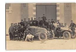 CPA Photo _ Automobile Militaire _ Etat Superbe - Other