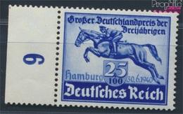 Deutsches Reich 746 (kompl.Ausg.) Postfrisch 1940 Das Blaue Band Pferderennen (8669657 - Deutschland