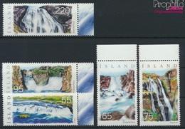 Island 1128-1132 (kompl.Ausg.) Postfrisch 2006 Wasserfälle (9223568 - 1944-... Republik