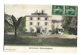 91  VERT LE GRAND CHATEAU DES BORDES - Châteaux