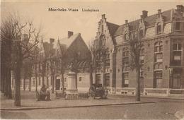 MOERBEKE WAAS Lindeplaats - Moerbeke-Waas