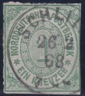 Nord       .    Michel      .     7      .         O      .    Gebraucht  .   /  .   Cancelled - Norddeutscher Postbezirk