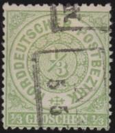 Nord       .    Michel      .     14      .         O      .    Gebraucht  .   /  .   Cancelled - Norddeutscher Postbezirk