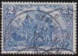 Deutsches Reich     .    Michel      .     95  A  I         .         O      .    Gebraucht  .   /  .   Cancelled - Germany