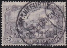 Deutsches Reich     .    Michel      .     96  A  I         .         O      .    Gebraucht  .   /  .   Cancelled - Gebraucht