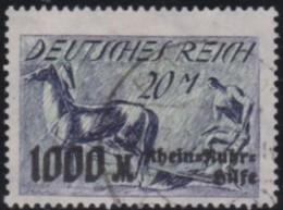 Deutsches Reich     .    Michel      .  260        .    O      .    Gebraucht  .   /  .   Cancelled - Deutschland