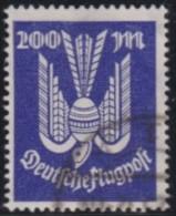 Deutsches Reich     .    Michel      .  267             .    O      .    Gebraucht  .   /  .   Cancelled - Deutschland