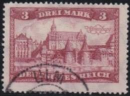 Deutsches  Reich       .    Michel      .     366      .          O      .        Gebraucht  .   /  .   Cancelled - Germania