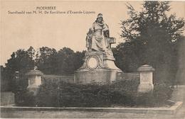 MOERBEKE WAAS Standbeeld M. H. De Kerckhove D'Exaerde Lippens - Moerbeke-Waas