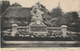 MOERBEKE WAAS Gedenkteeken Mevrouw De Kerchove D'Exaerde - Lippens - Moerbeke-Waas