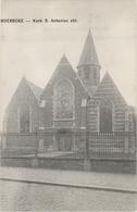 MOERBEKE WAAS Kerk S. Antonius Abt. - Moerbeke-Waas