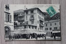 SAINT MARTIN VESUBIE (06) - TERRASSE HOTEL - Saint-Martin-Vésubie