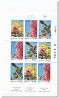 Israël 1981, Postfris MNH, Trees - Blokken & Velletjes