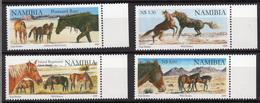 2009 - NAMIBIA - Mi. Nr. 1315/1319 - NH - (UP.207.33) - Namibia (1990- ...)