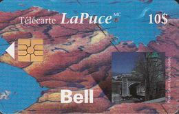 Canada Bell - Chip - Quebec - Saint Port Louis - 10$ - Canada