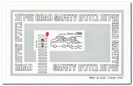 Israël 1982, Postfris MNH, Road Safety - Blokken & Velletjes