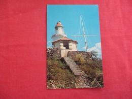 Vigie Lighthouse     St Lucia  West Indies  Ref 3037 - Santa Lucia