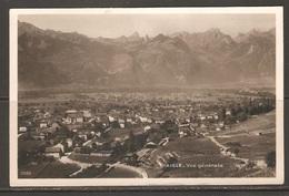 Carte P ( Suisse / Aigle Vue Générale ) - VD Vaud