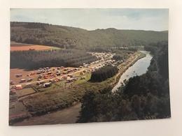 """Carte Postale Ancienne MOUZAIVE Camping """"Le Héron"""" - Autres"""