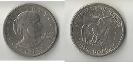 USA 1 DOLLAR 1975 - 1979-1999: Anthony