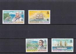 Pitcairn Nº 512 Al 515 - Sellos