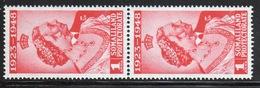Somaliland Protectorate 1949 George VI Silver Wedding Low Value Pair. - Somaliland (Protectorate ...-1959)