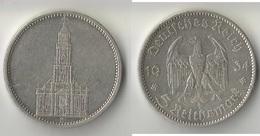 ALLEMAGNE 5 MARK 1934   ARGENT - 5 Reichsmark