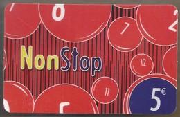 ES.- Spanje. NonStop. Non Stop. Numero De Serie 030737. 5 €. - Andere