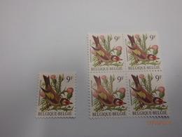 1985 Buzin 2190 Putter 4+1 - 1985-.. Vögel (Buzin)