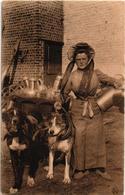 5 CPA  C1911 éd. Nels Nummers 29(2) 31 15 24  Hondenkar ( Attelage De Chien, Dogcart ) LAITIERE Flamande Milch Melk Milk - Marchands Ambulants