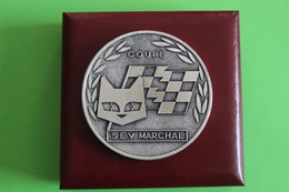 MEDAILLE  COUPE S.E.V MARCHAL - Automobile - F1