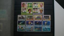 St.Vincent-Lot De Series Completas En Nuevo-Y&T-22,75 EUR - Timbres