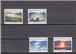 Territorio Antartico Britanico Nº 219 Al 222 - Territorio Antártico Británico  (BAT)