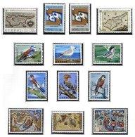 CYPRUS, Commemoratives, Yv 307/10, 314/21, 330, ** MNH, F/VF, Cat. € 13 - Cyprus (...-1960)