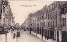 02-SOISSONS- RUE DU COLLEGE-ANIMEE - Soissons